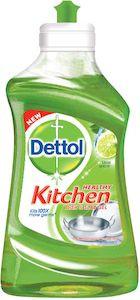Dettol Dish Wash Liquid Lime 750Ml