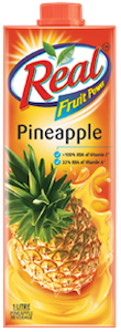 Real Pineapple 1L
