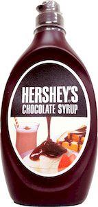 Hersheys Chocolate Syrup 623G