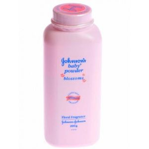 Johnson & Johnson Baby Blossoms Powder 100G