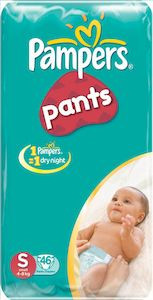 Pampers Small Pack Of 46