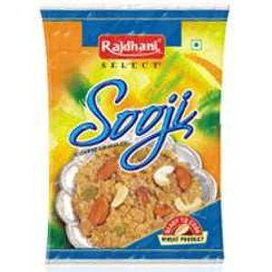Rajdhani Suji 500G