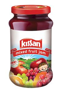 Kissan Mixed Fruit Jam 200G