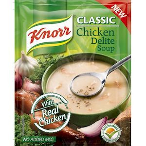 Knorr Classic Chicken Delite Soup 51G