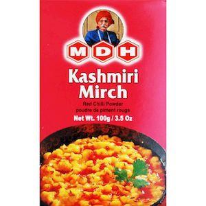 Mdh Kashmiri Mirch Powder 100G