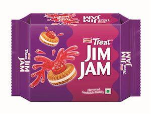 Britannia Treat Jim Jam Original Biscuits150G