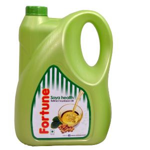 Fortune Soya Oil 5L Jar
