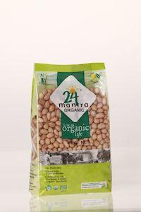 24 Mantra Organic Raw Peanuts 500G