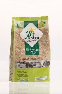 24 Mantra Organic Wheat Dhaliya 500G