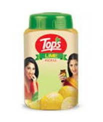 Tops Lime Pickle 1Kg