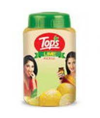 Tops Lime Pickle 1Kg