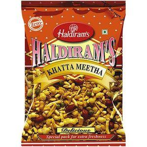 Haldiram'S Khatta Meetha 200G