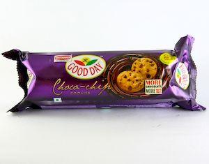 Britannia Good Day Choco Chip Cookies 75G