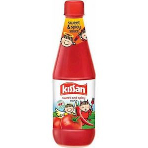 Kissan Sauce Sweet & Spicy 500G