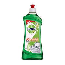 Dettol Dish And Slab Gel Lime Splash Germ Protection 750 ml