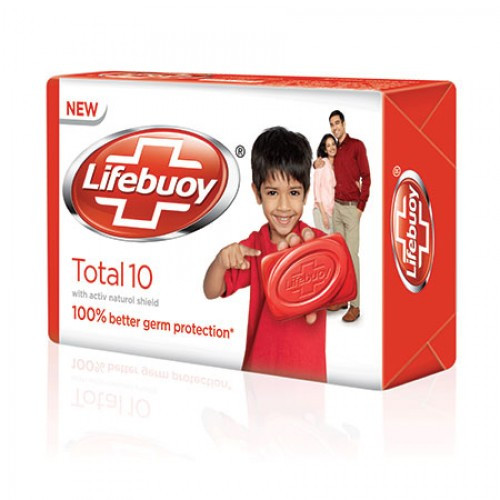 Lifebuoy Total Soap 59G