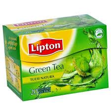 Lipton Green Tea Tulsi Natura 25 Bag