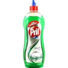 Pril Dishwash Lime 750 ml