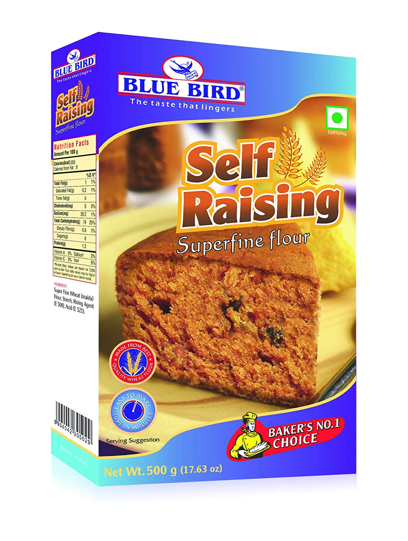 Blue Bird Maida Self Raising Flour 500G
