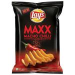 Lays Maxx Macho Chilli Flavor 58G