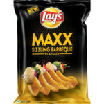 Lays Maxx Sizzling Barbeque Flavor 58G