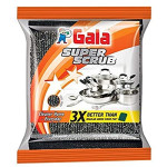 Gala Super Scrub Black