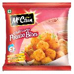 McCain Chilli Garlic Potato Bites 420G