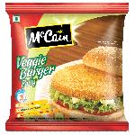 McCain Veggie Burger Patty 480G