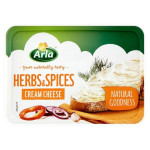 Arla Cream Cheese with Herbs & Spices  150G