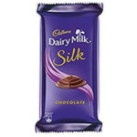 Cadbury Silk Plain Chocolate 150Gm