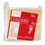 Collier's Cheddar Yellow 200G