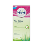Veet Wax Strip Dry skin 20 Strips