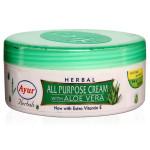 Ayur Herbal All Purpose Cream Aloe Vera 200Ml