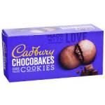 Cadbury Chocobakes Choc Filled Cookies 75G