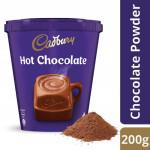 Cadbury Hot Chocolate Powder Mix 200G