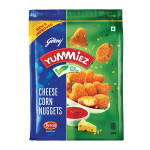 Yummiez Cheese Corn Nuggets 400G (ZIP Lock)