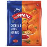 Yummiez Chicken & Cheese Nuggets 325G
