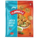 Yummiez Chicken Hariyali Kabab 400G