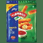 Yummiez Crispy Veg Sticks 320G