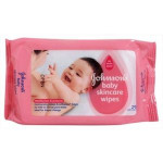 Johnson & Johnson Baby Skincare Wipes Pack Of 80