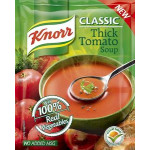 Knorr Classic Thick Tomato Soup 15G