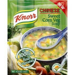 Knorr Chinese Sweet Corn Veg Soup 47G