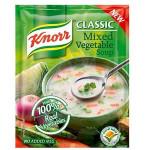 Knorr Classic Mix Veg Soup 47G