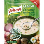 Knorr Classic Creamy Mushroom Soup 50G