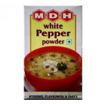 Mdh White Pepper Powder 100G