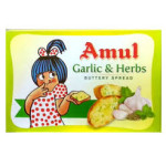 Amul Garlic Butter 100 Gm