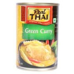 Real Thai Green Curry Can 400G