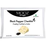 Mooz Black Pepper Cheddar 200G