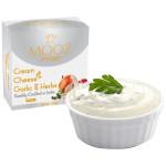 Mooz Cream Cheese Garlic & Herb 150G