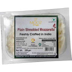 Mooz Shredded Mozzarella 200G